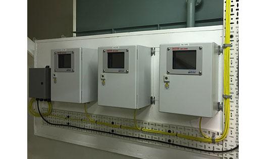 DK-200 Engine Surveillance system unit