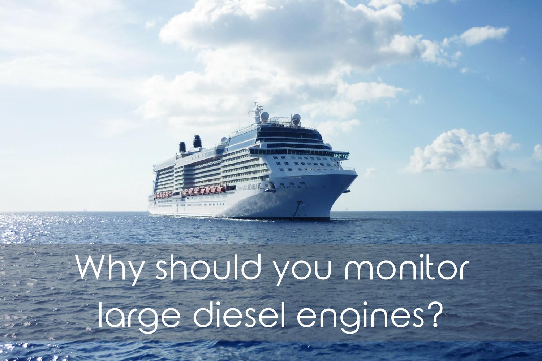 Diesel engine monitoring